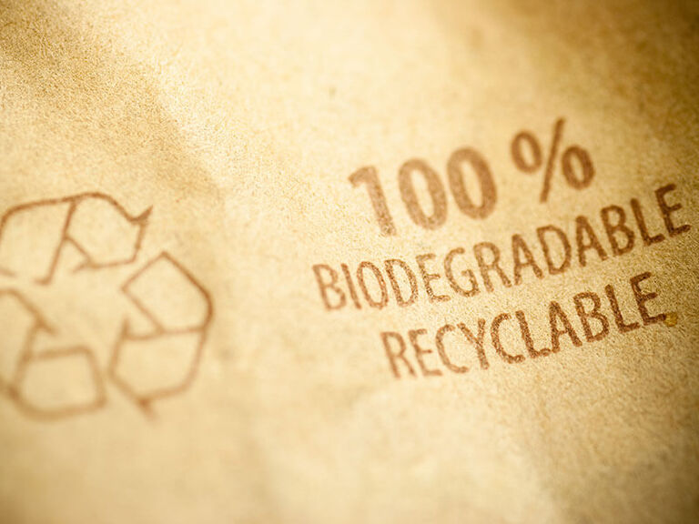 bio-recyclable