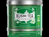 Spearmint green tea (Organic)