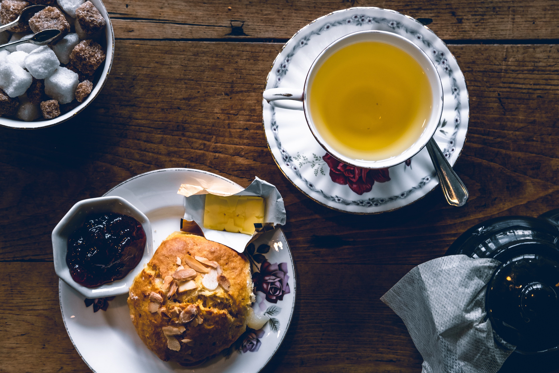 L'Angleterre, au coeur du thé