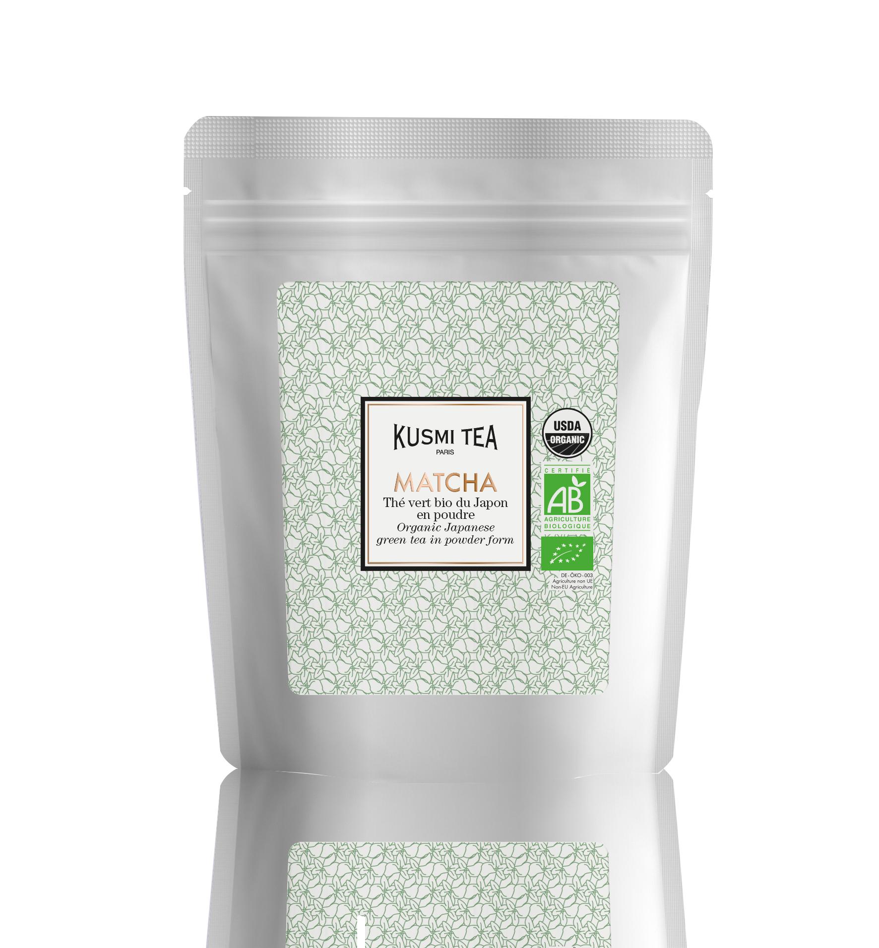 Thé vert - Matcha bio - Vrac - Kusmi Tea