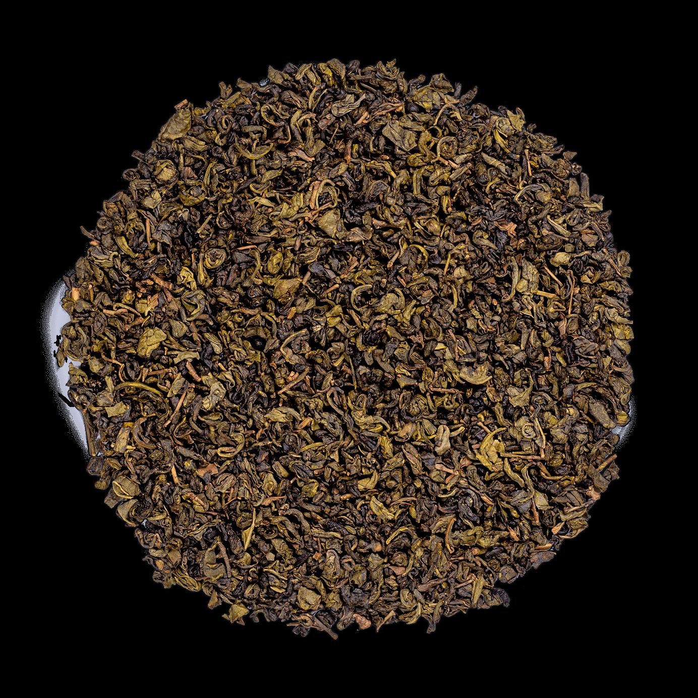 Thé vert à la menthe bio - Thé vert à la menthe - Thé en vrac - Kusmi Tea