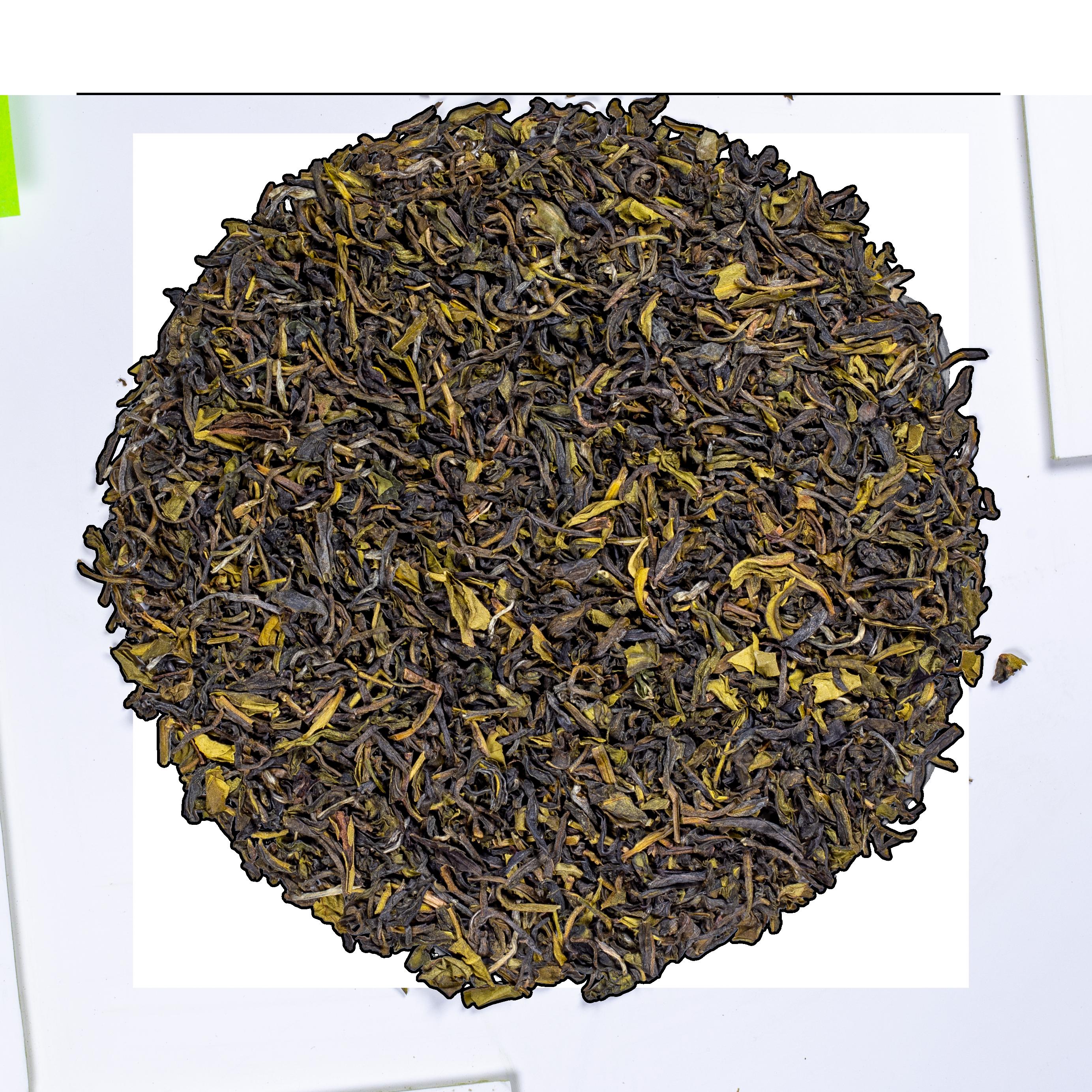 Thé vert - Darjeeling Vert Bio - Thé en vrac - Kusmi Tea