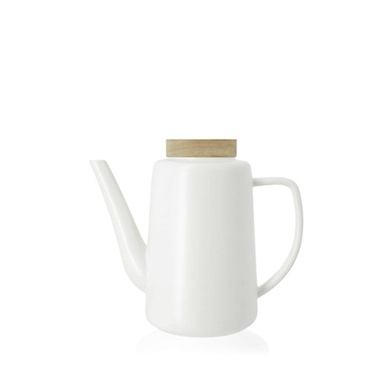 Théière porcelaine 1,2L - Kusmi Tea