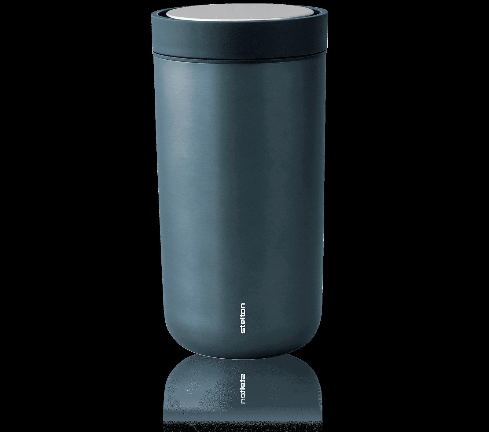 Mug thermo 40Cl To Go Click - Accessoire pour le thé - Kusmi Tea