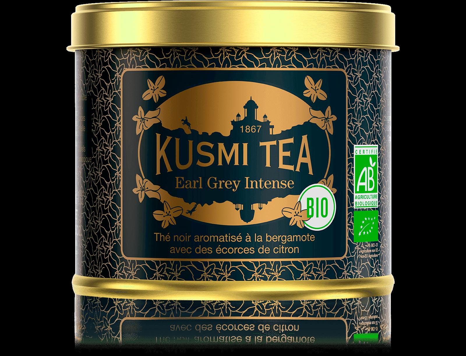 Earl Grey Intense bio - Vrac - Kusmi Tea