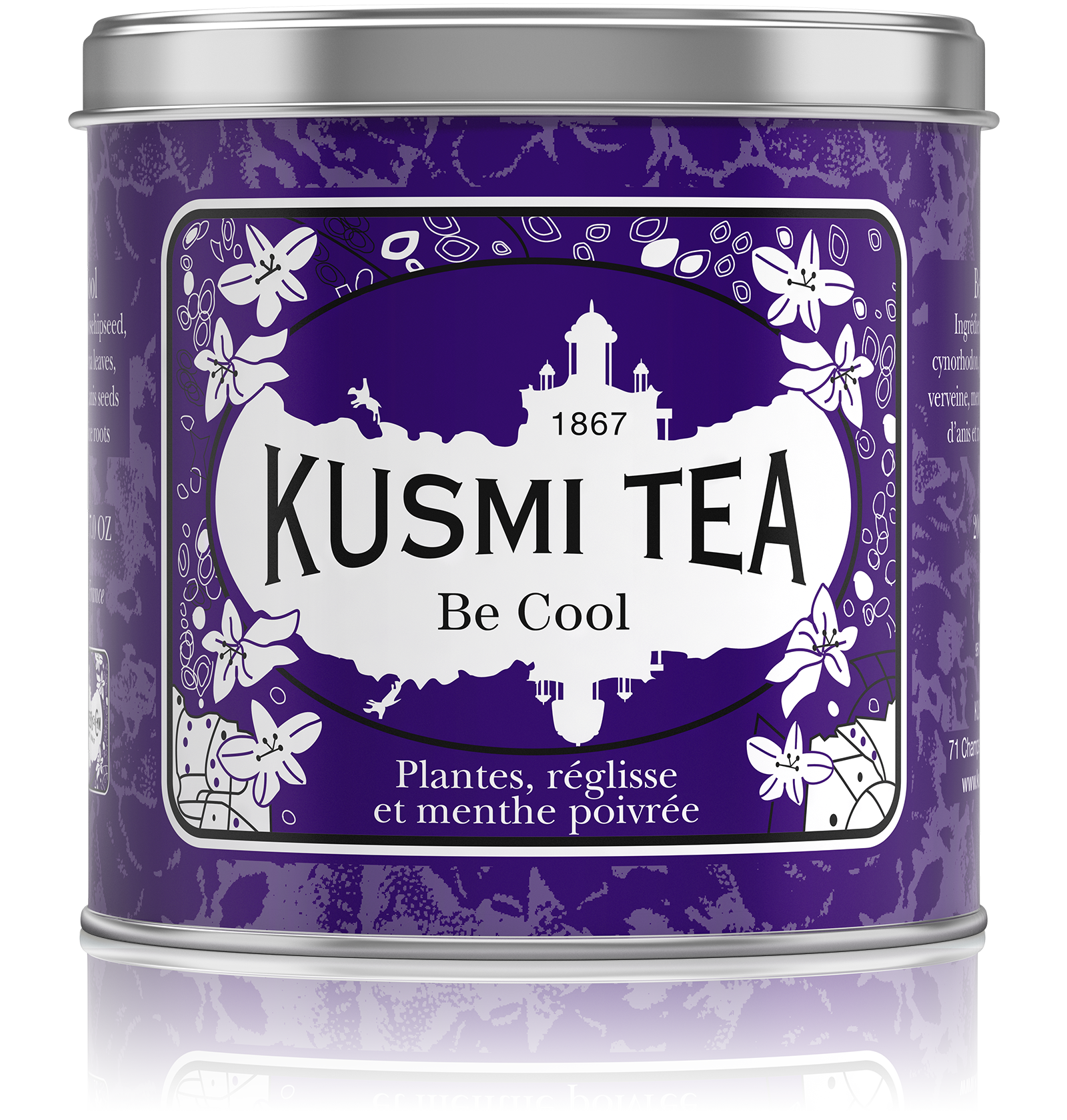 Infusion Be Cool - Kusmi Tea