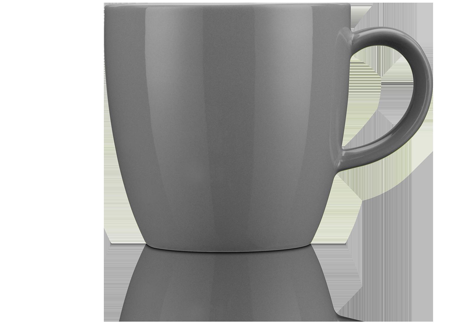 Tasses Uni en céramique - coffret de 2