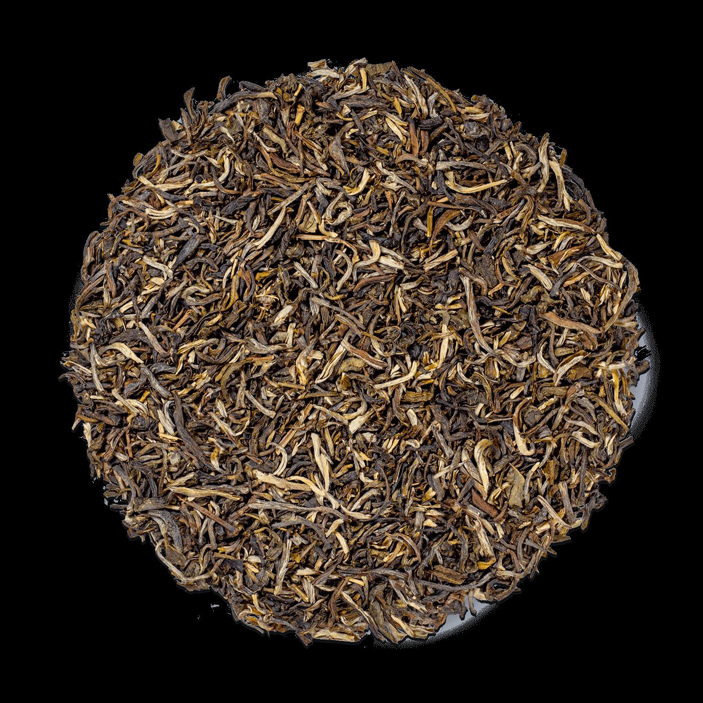 White Bellini bio - Thé blanc aromatisé pêche-abricot - Thé en vrac - Kusmi Tea