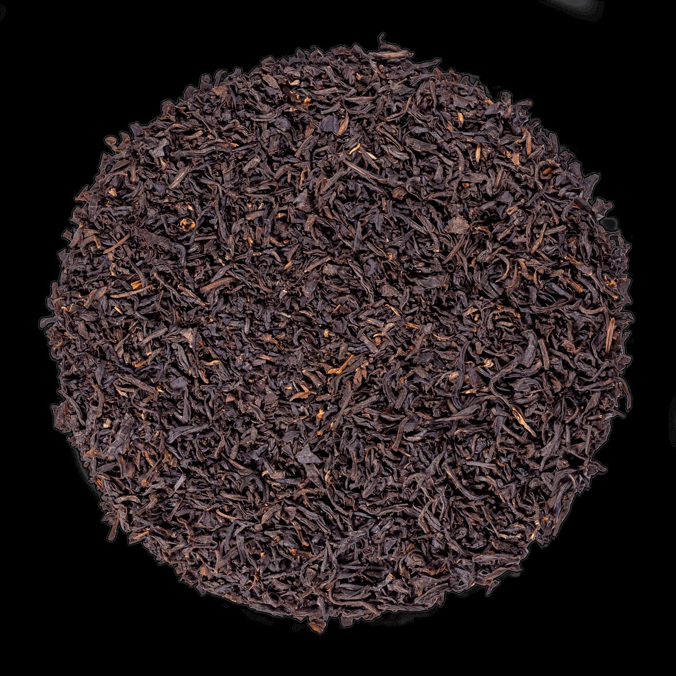 Thé légèrement fumé - Thé noir fumé et parfumé - Thé en vrac - Kusmi Tea
