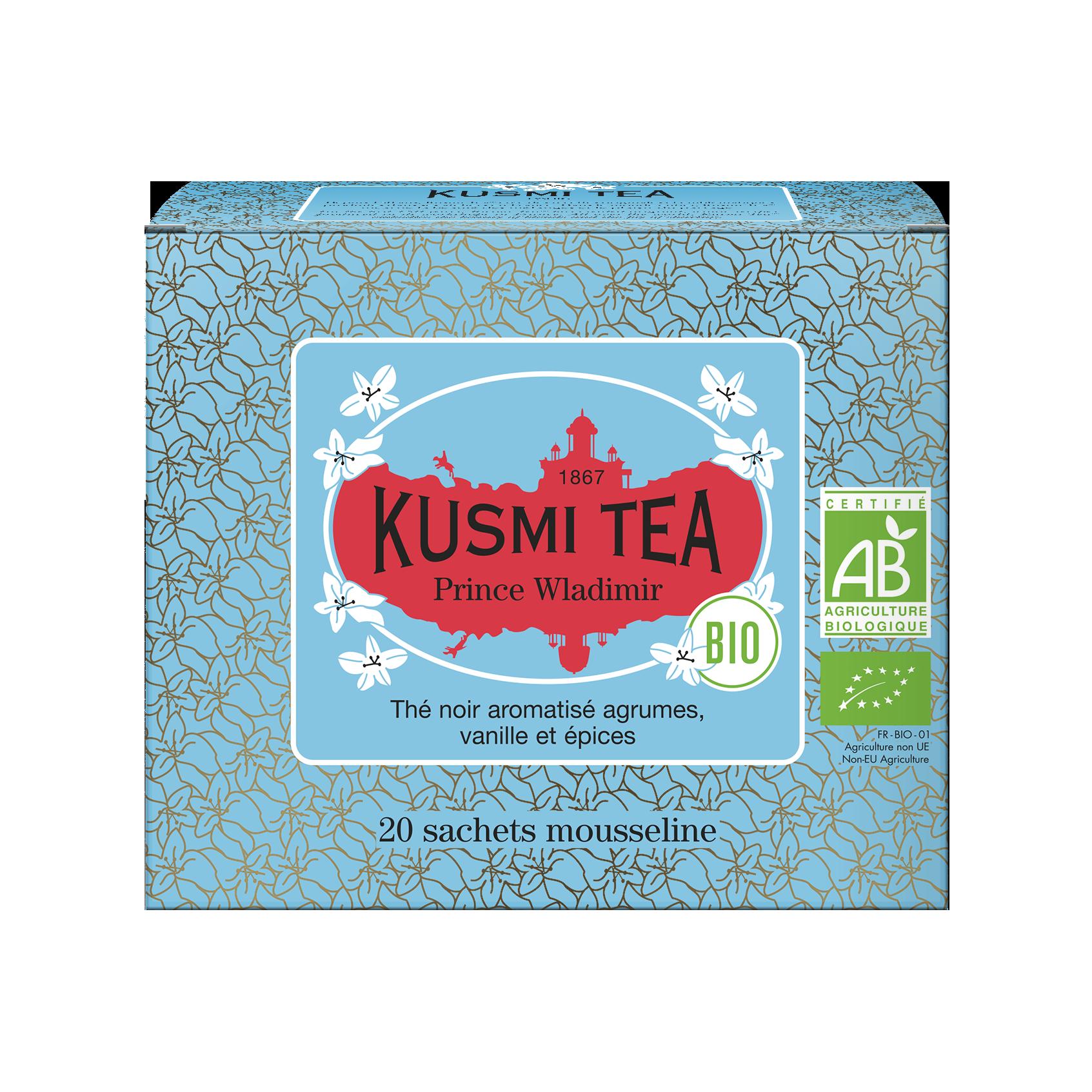 Prince Vladimir Bio - Kusmi Tea