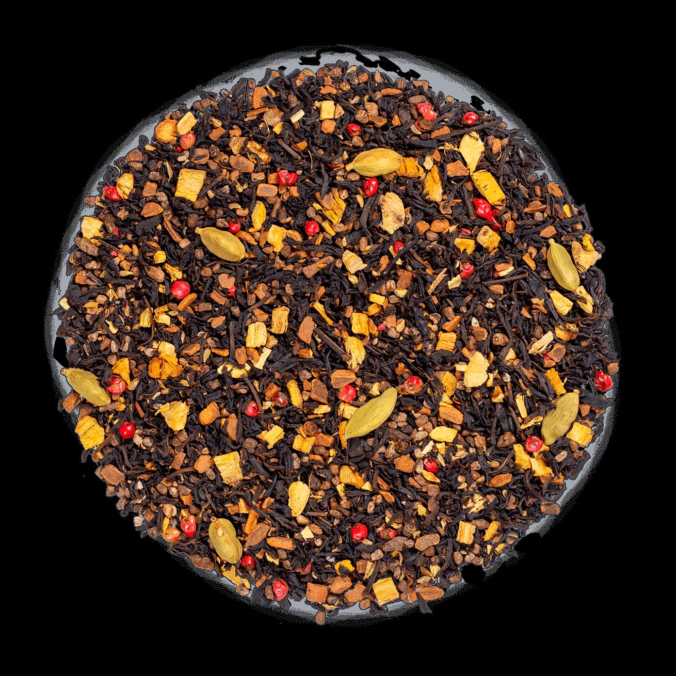 Sweet Love - Thé noir, épices - Thé en vrac - Kusmi Tea