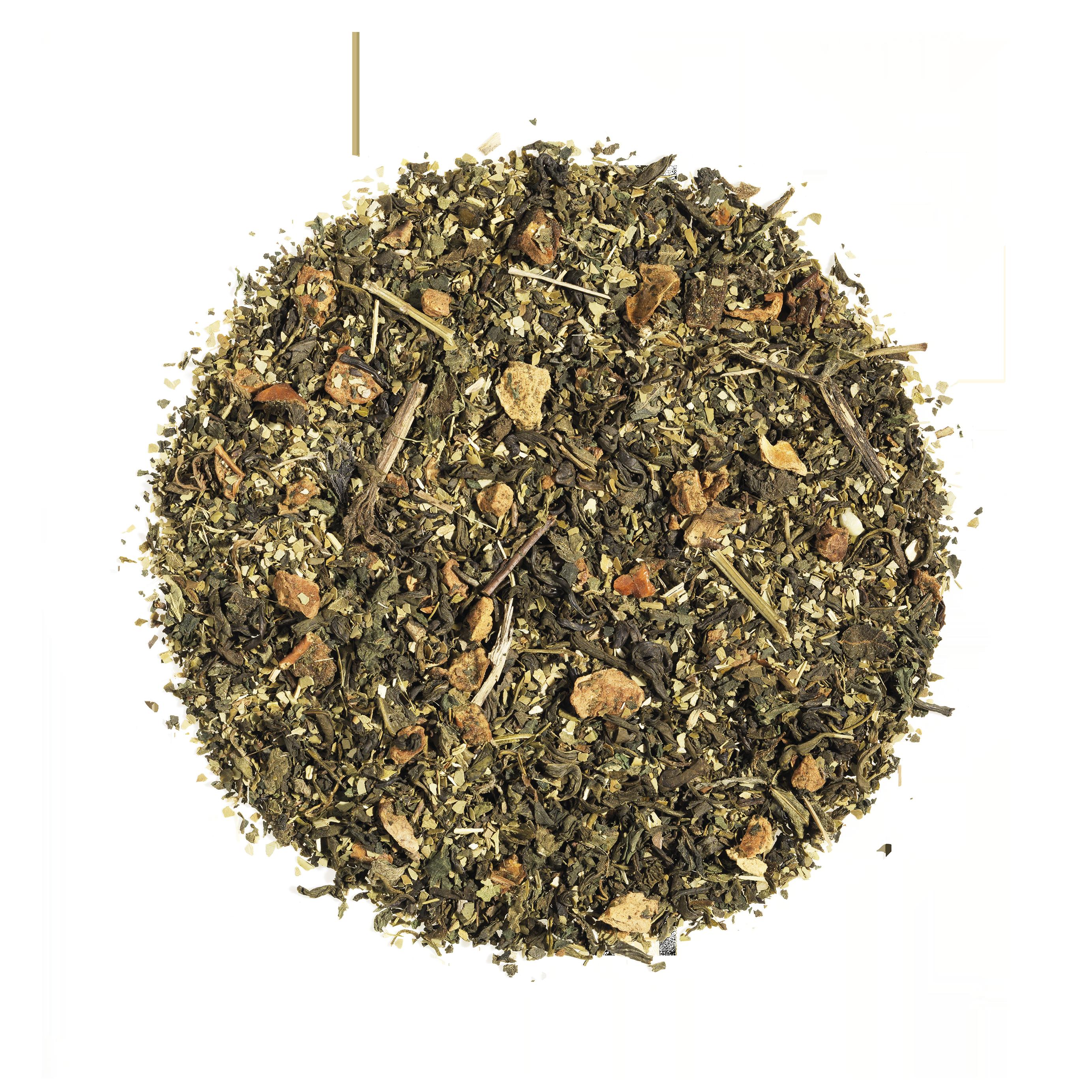 Thé vert, maté - Lov is Pure bio - Vrac - Kusmi Tea