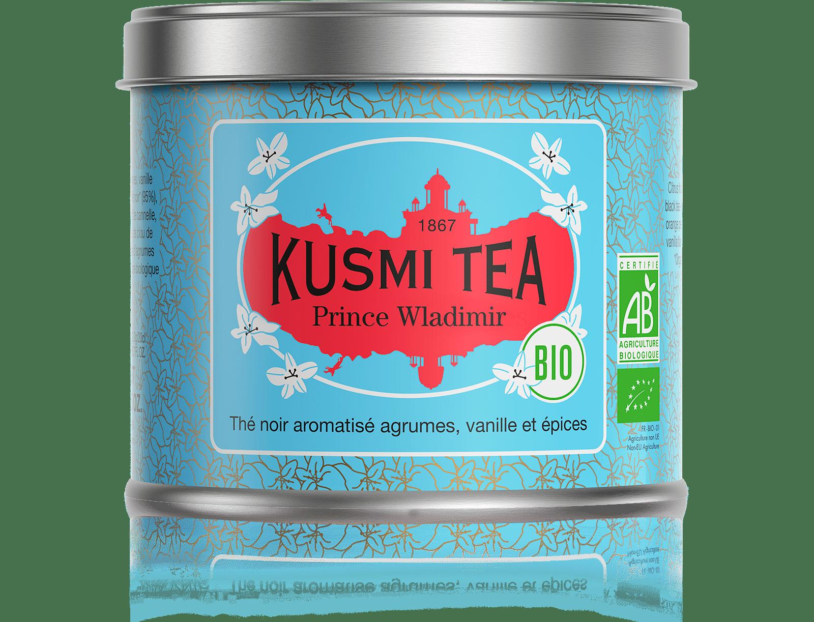 Earl Grey - Prince Vladimir bio - Vrac - Kusmi Tea