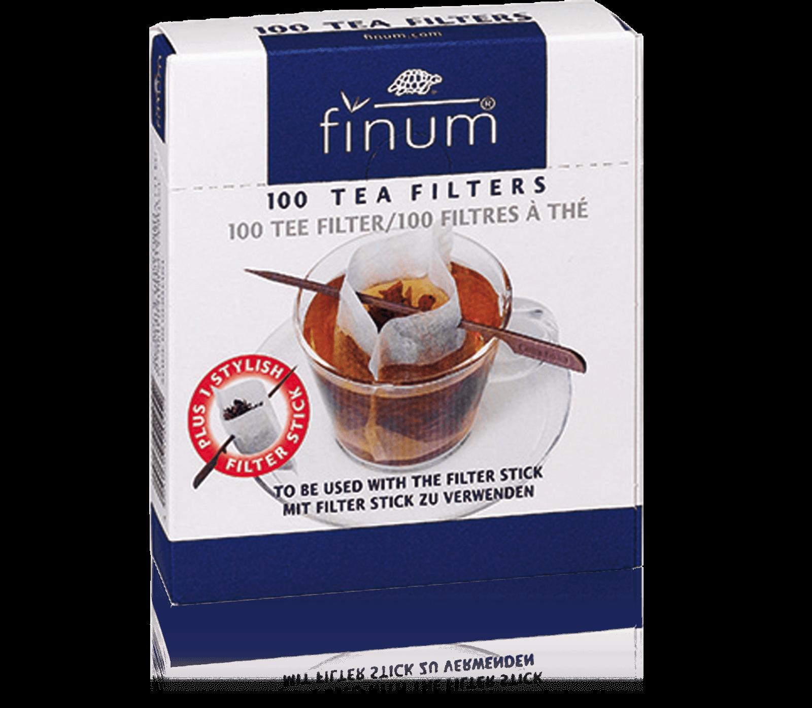 Filtre à thé en papier - Accessoire pour le thé - Kusmi Tea