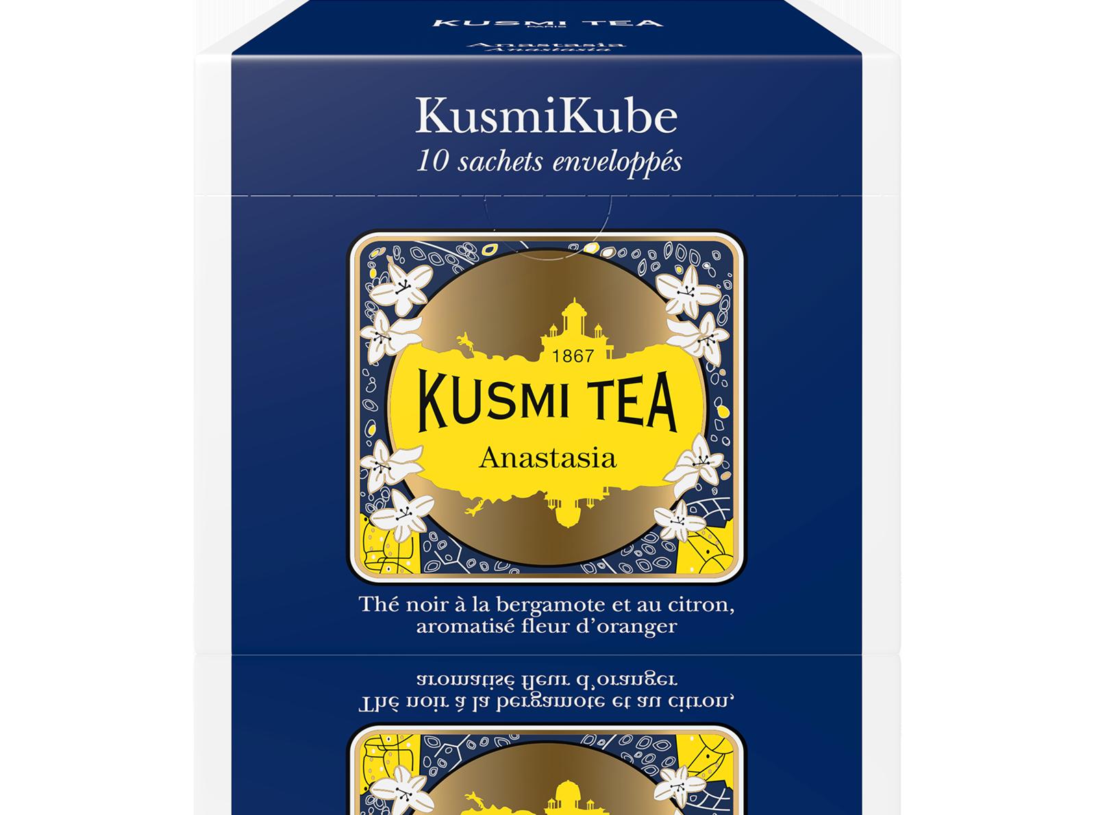 Earl Grey - Anastasia - Sachets - Kusmi Tea