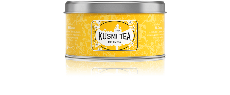 Thé vert Maté BB Detox Kusmi Tea