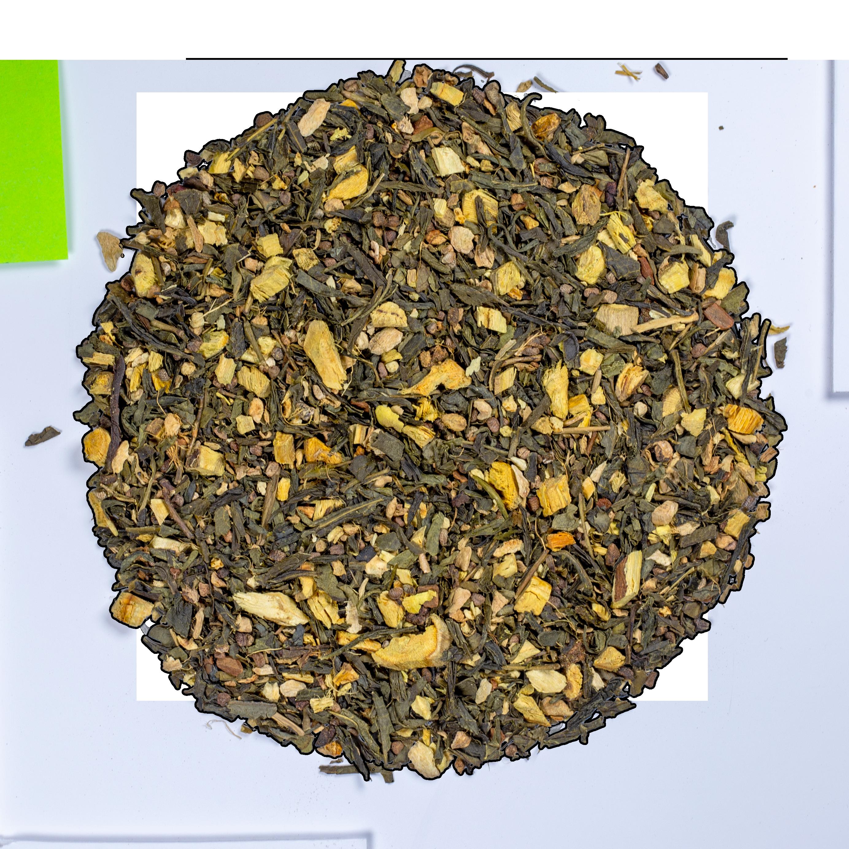 Thé vert - Label Imperial bio - Vrac - Kusmi Tea