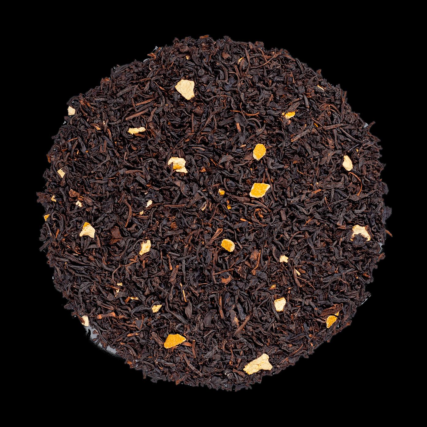Earl Grey Intense bio - Thé noir, bergamote, citron - Thé en vrac - Kusmi Tea
