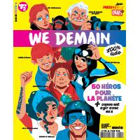 WE DEMAIN 100% Ado N°2 - Votre magazine pour adolescent WE DEMAIN - Kusmi Tea