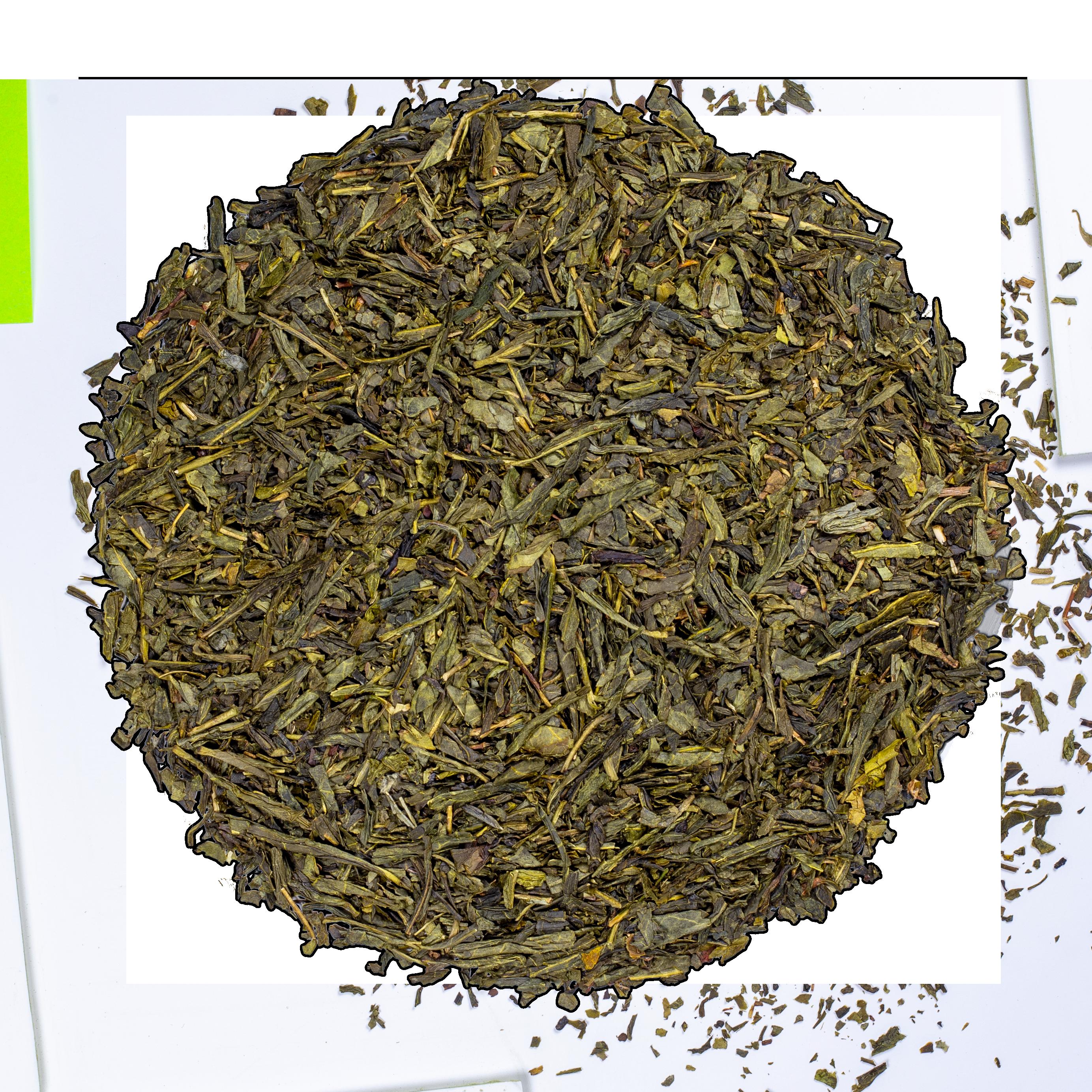 Thé vert - Vert fraise - Vrac - Kusmi Tea