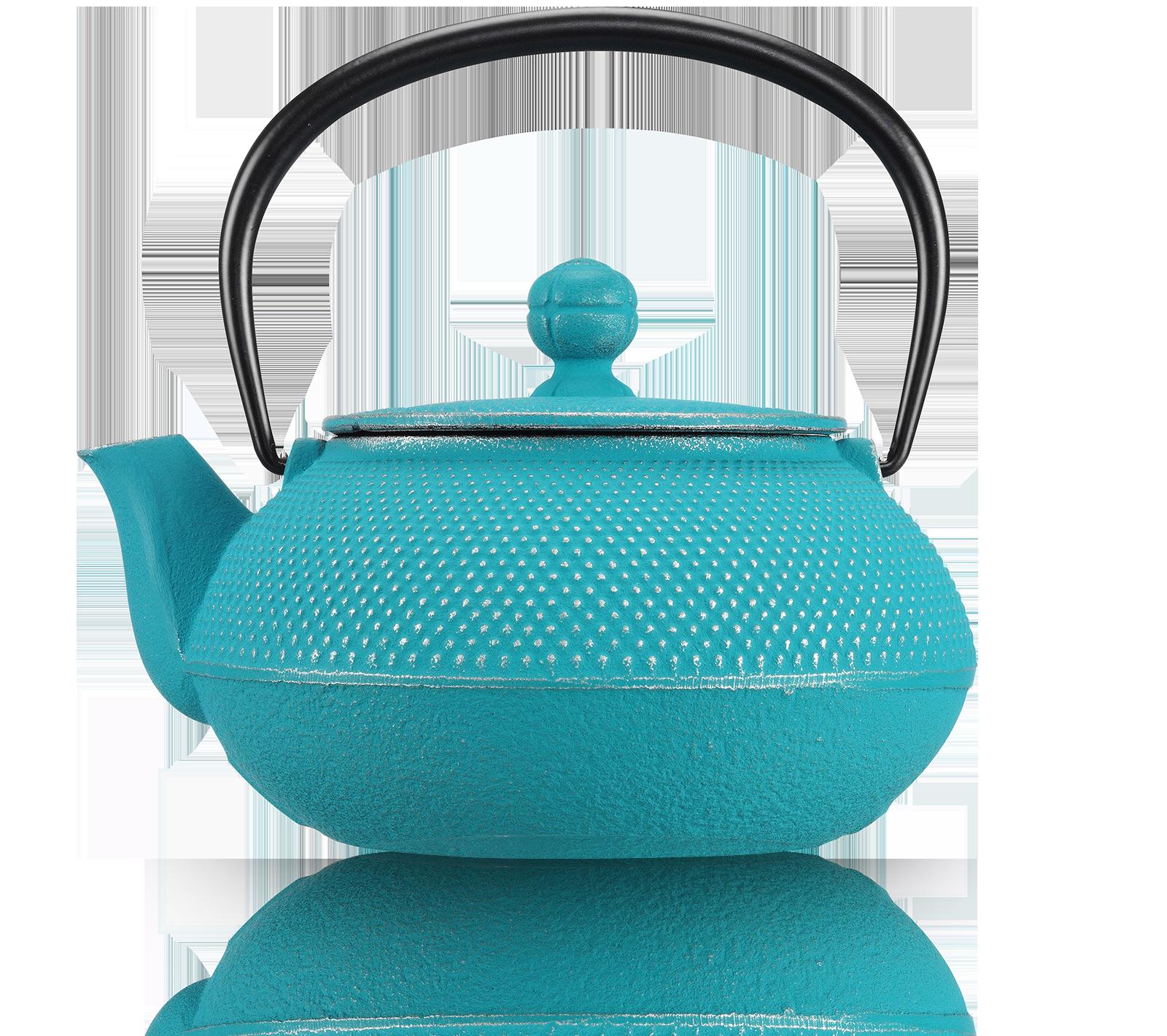 Théière fonte Arare 0,55L - Thé en Vrac - Kusmi Tea