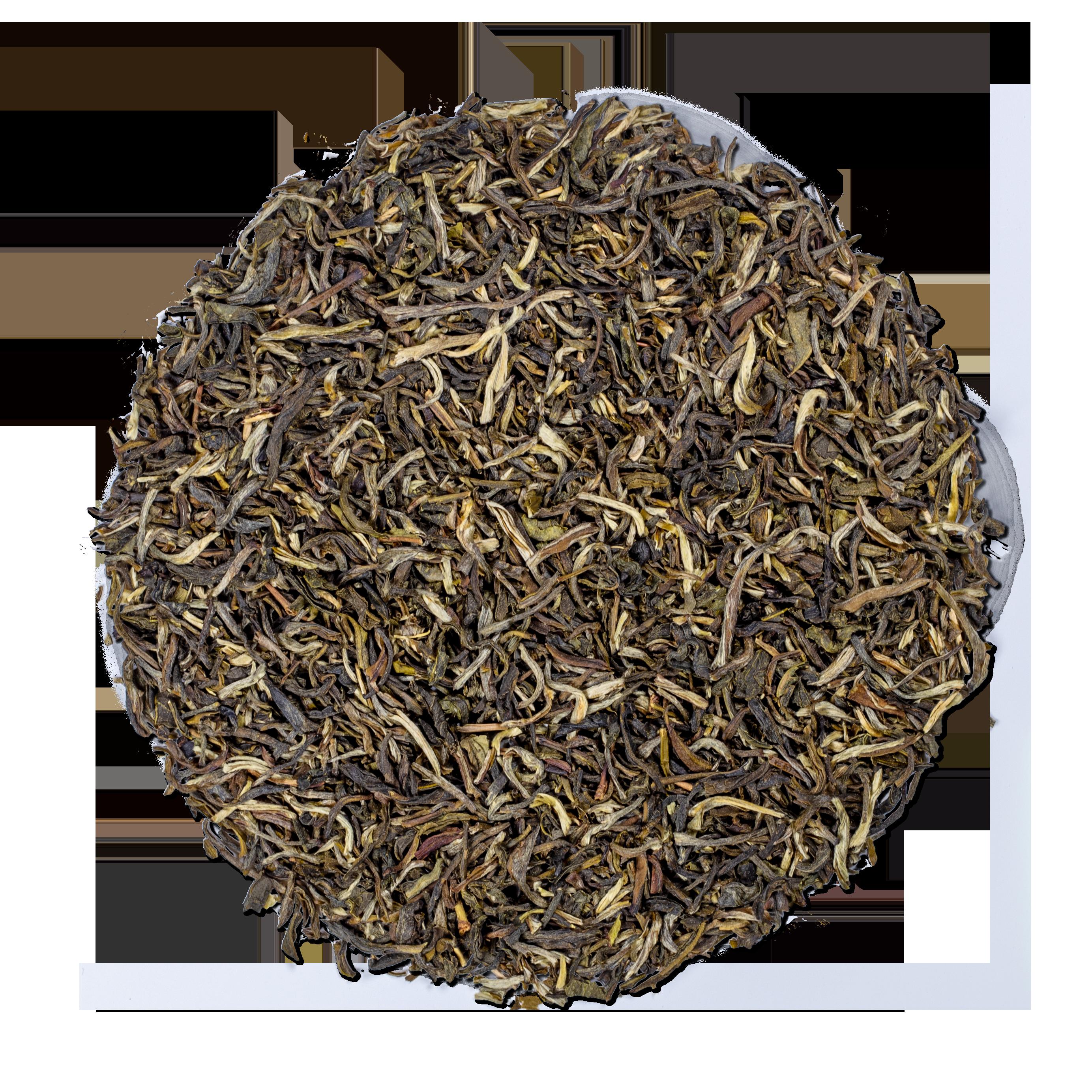 Thé Blanc Bio Myrtille-Coco - Thé en vrac -Kusmi Tea