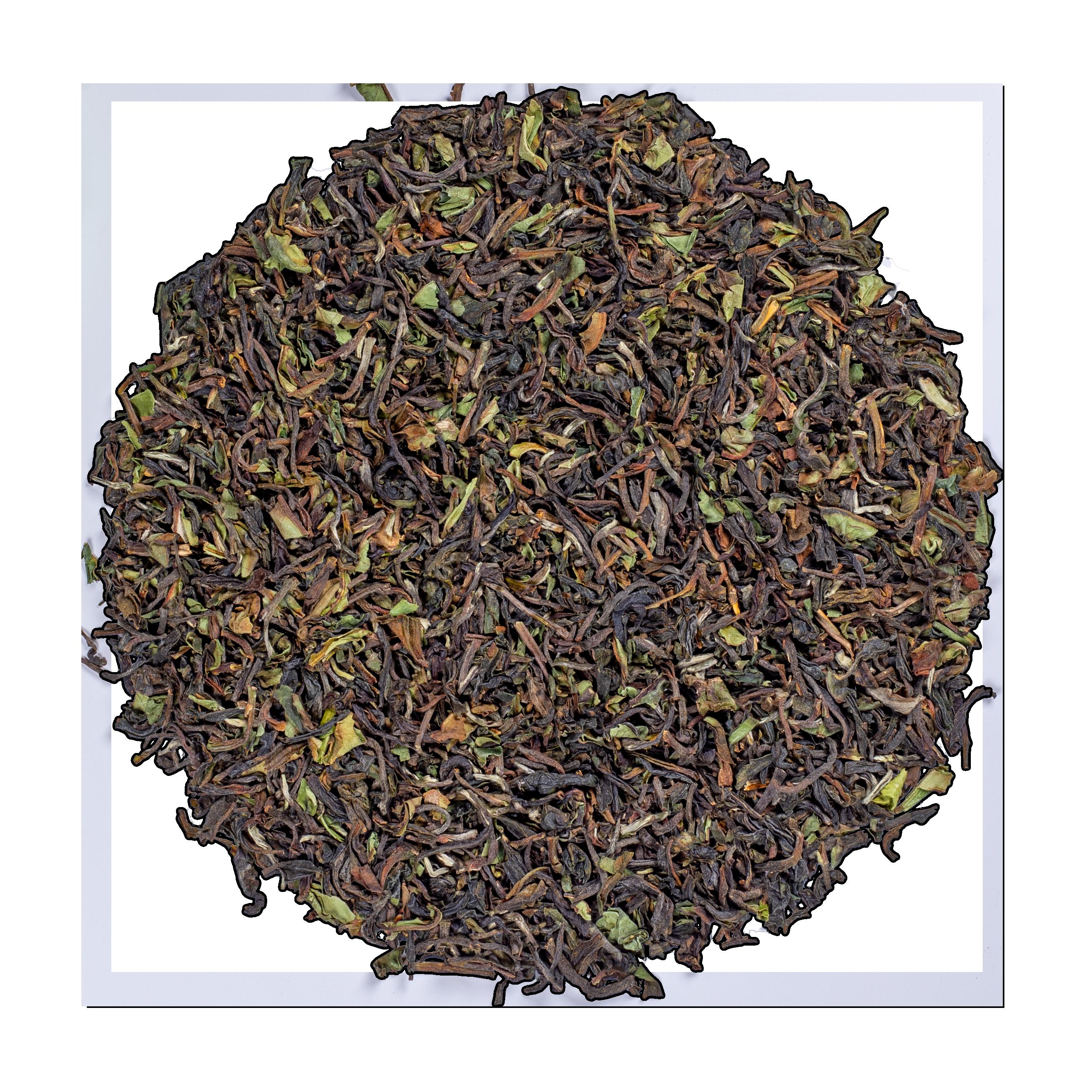 Thé noir - Darjeeling N°37 Bio - Vrac - Kusmi Tea
