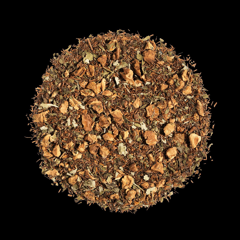 Feel Zen Infusion bio - Rooibos pomme, mélisse - Thé en vrac - Kusmi Tea