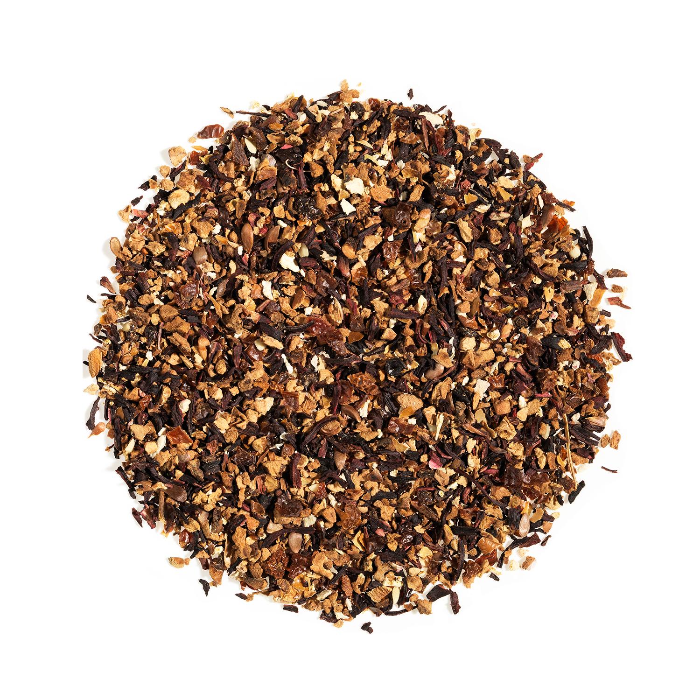 Eau de Fruits Baies Sauvages - Mélange d'hibiscus et fruits aromatisé fruits rouges - Thé en vrac - Kusmi Tea