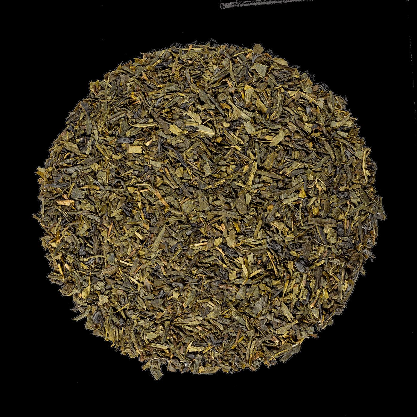 Vert Sencha bio - Thé vert grillé du Japon - Thé en vrac - Kusmi Tea