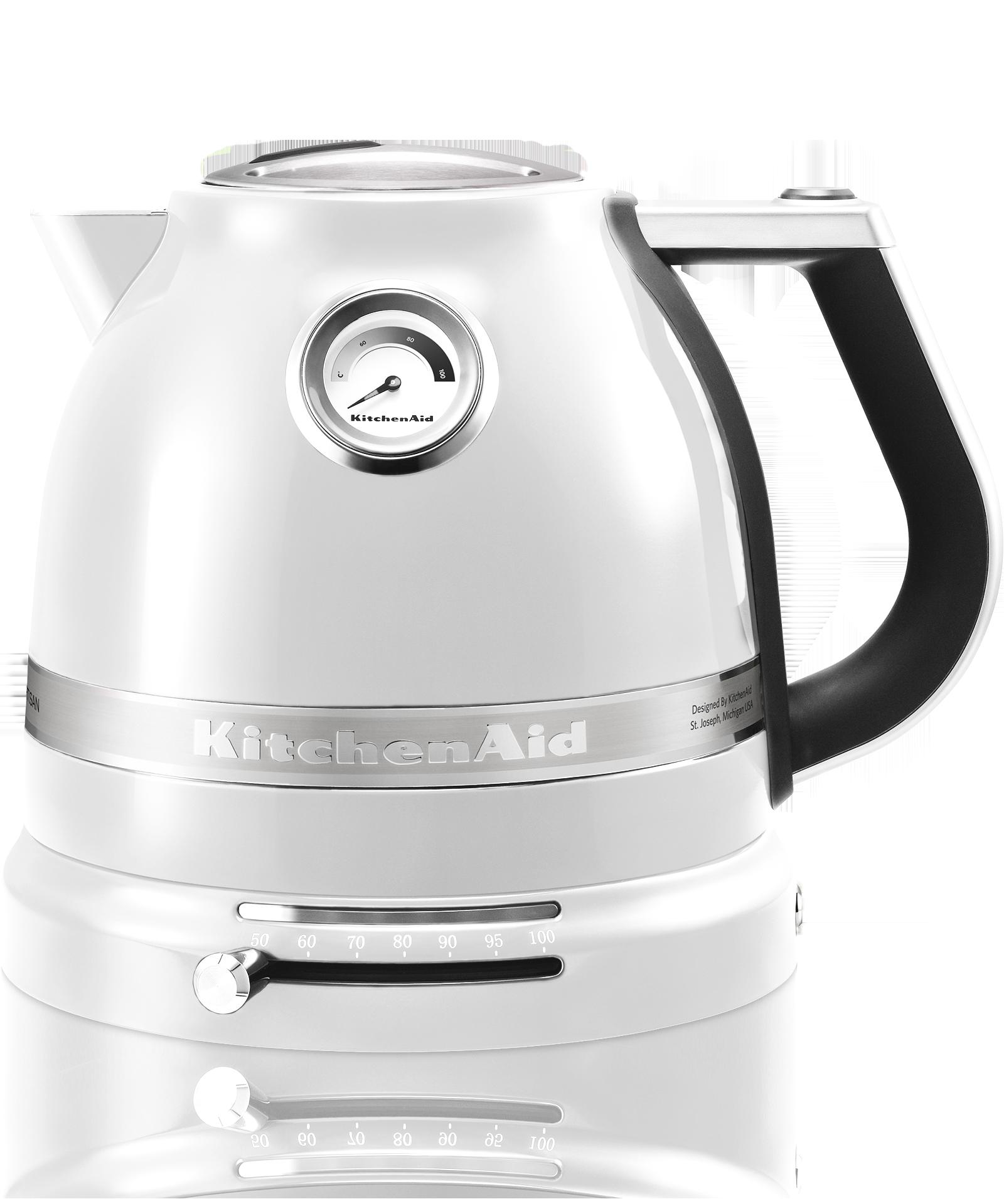 Bouilloire KitchenAid Artisan 1,5L électrique - Kusmi Tea