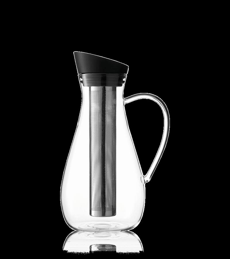 Carafe verre à thé glacé - Accessoire pour le thé - Kusmi Tea