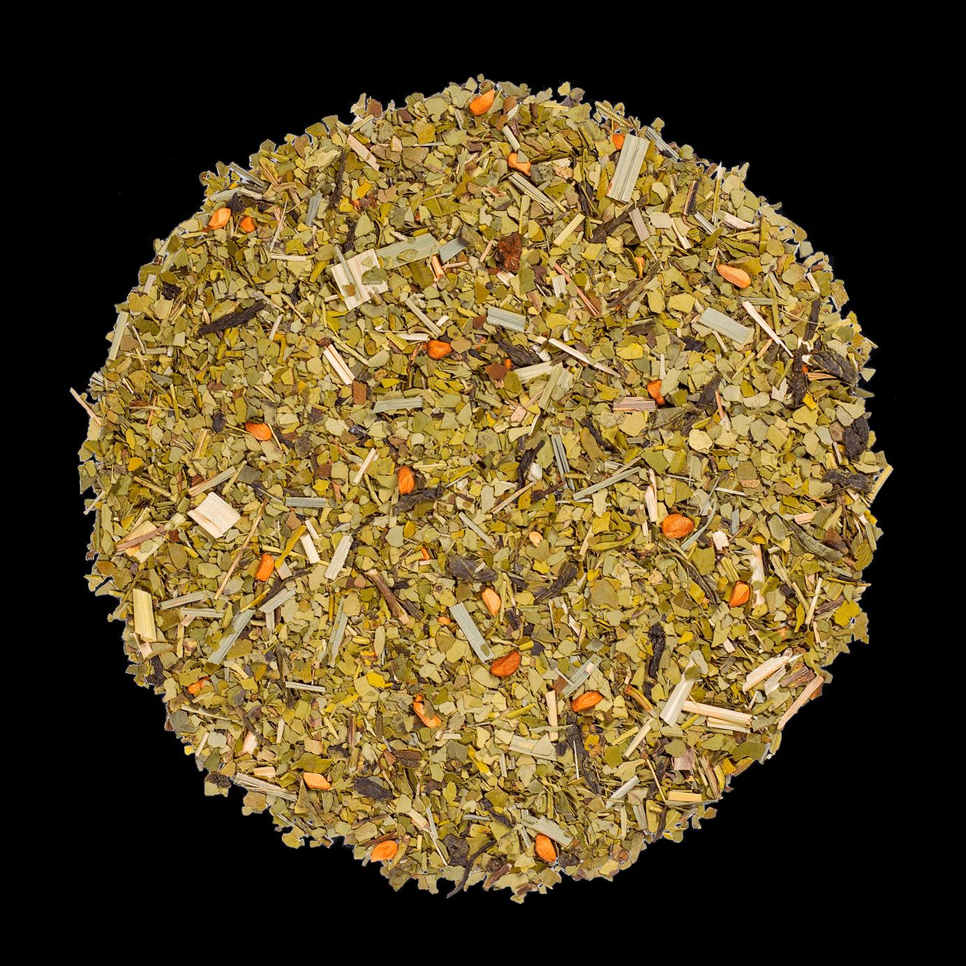 Detox bio - Thé vert, maté, citron - Thé en vrac - Kusmi Tea