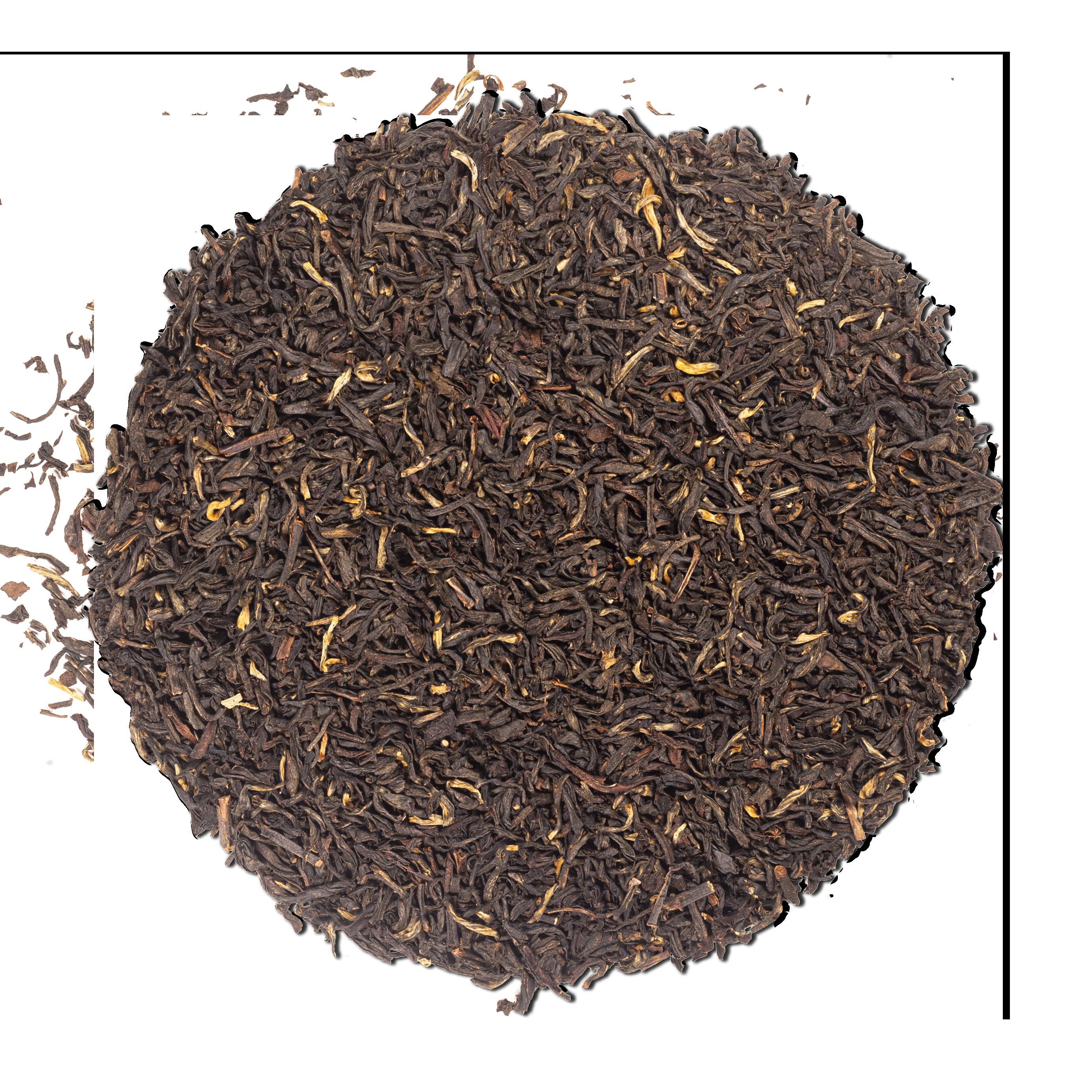 Thé noir - Grand Yunnan N°21 Bio - Vrac - Kusmi Tea