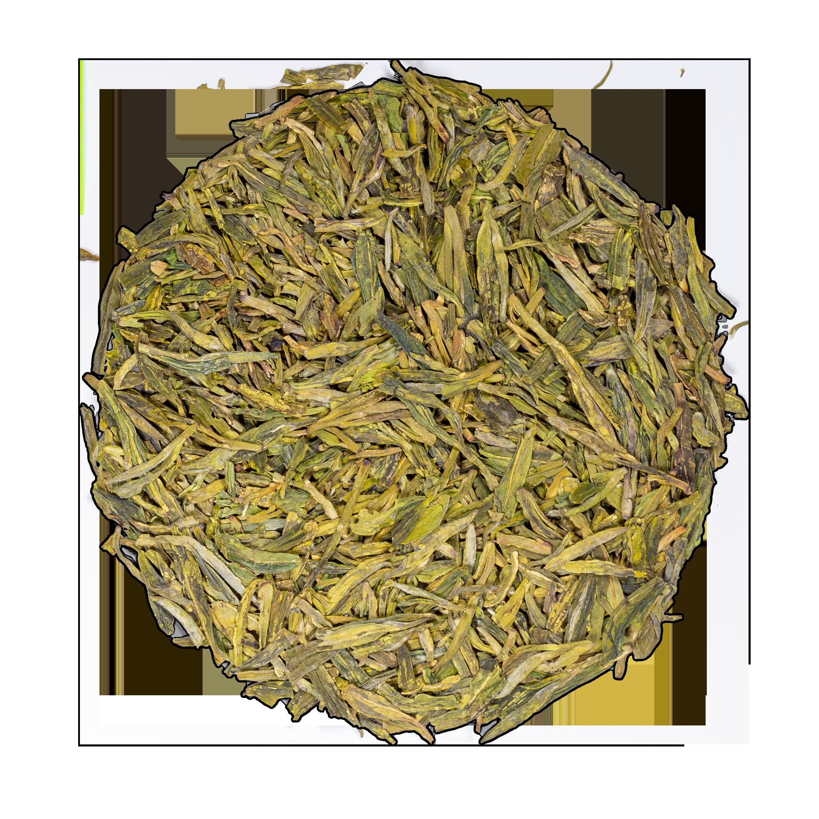 Thé vert - Long Jing, Hangzhou Zhejiang bio - Vrac - Kusmi Tea