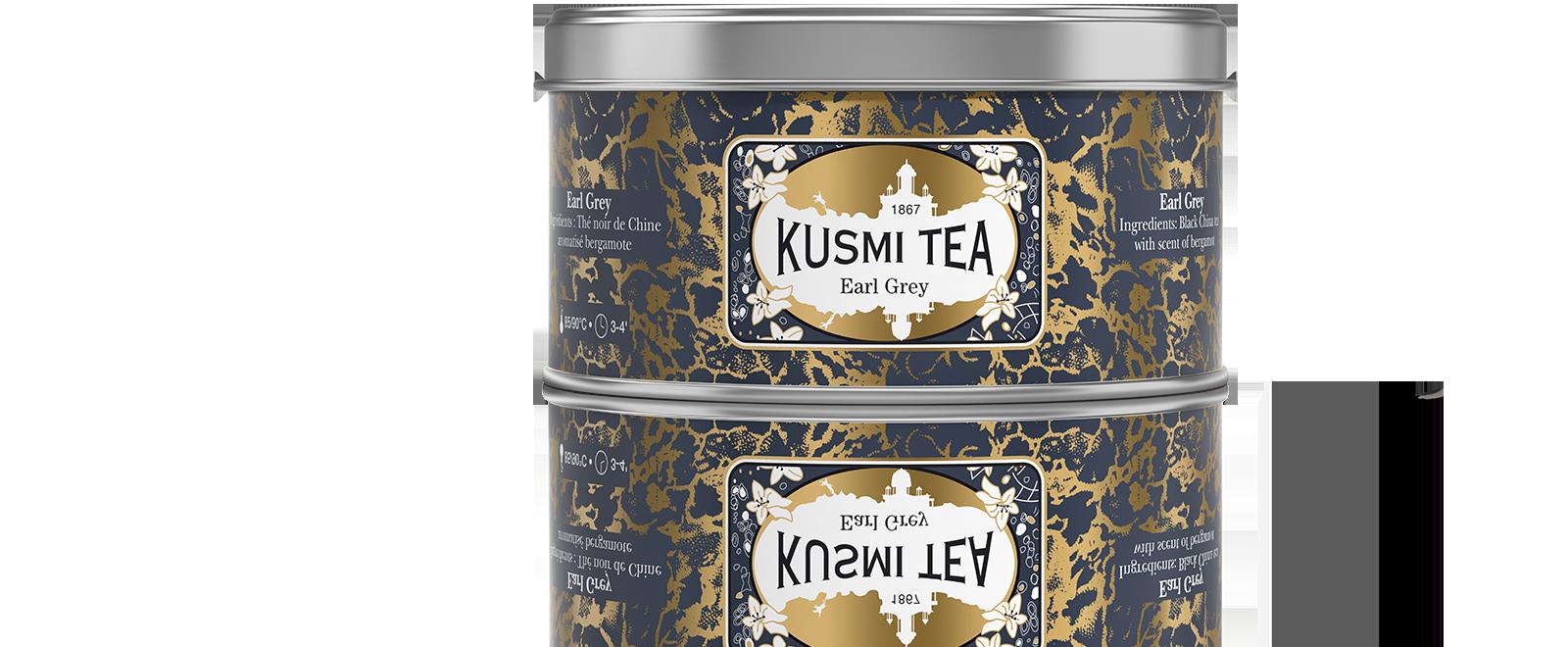 Earl Grey -en vrac Kusmi Tea
