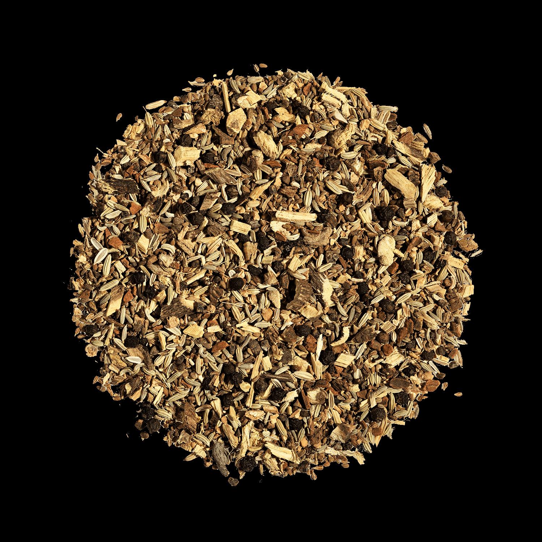 Only Spices Infusion bio - Fenouil, réglisse, anis - Thé en vrac - Kusmi Tea