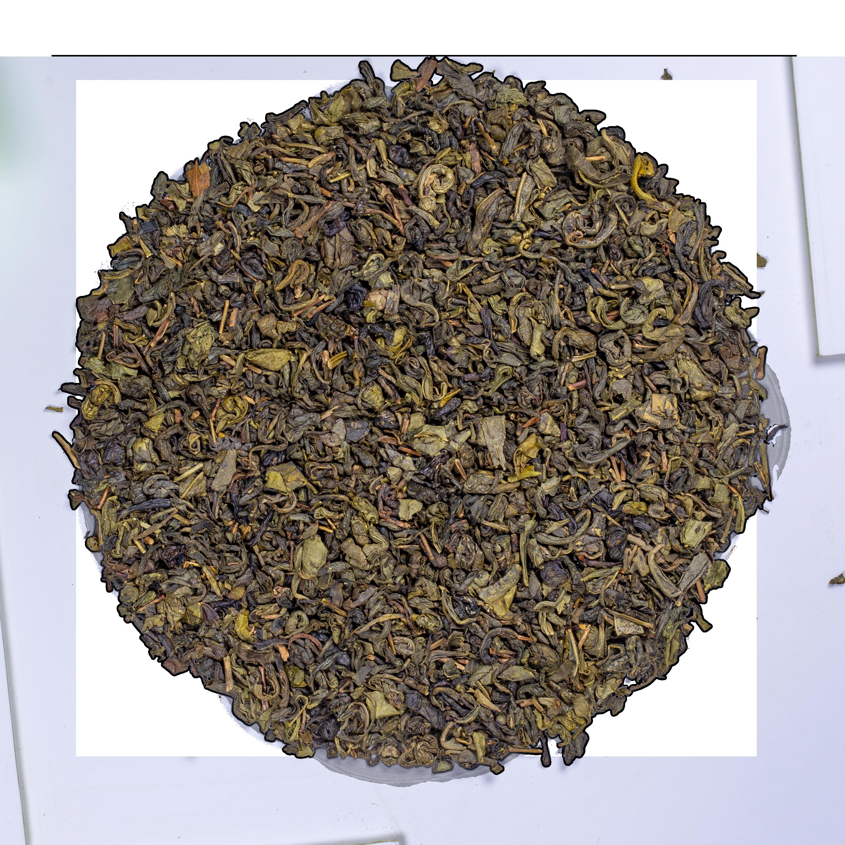 Thé vert - Vert Bouquet Bio - Thé en vrac - Kusmi Tea