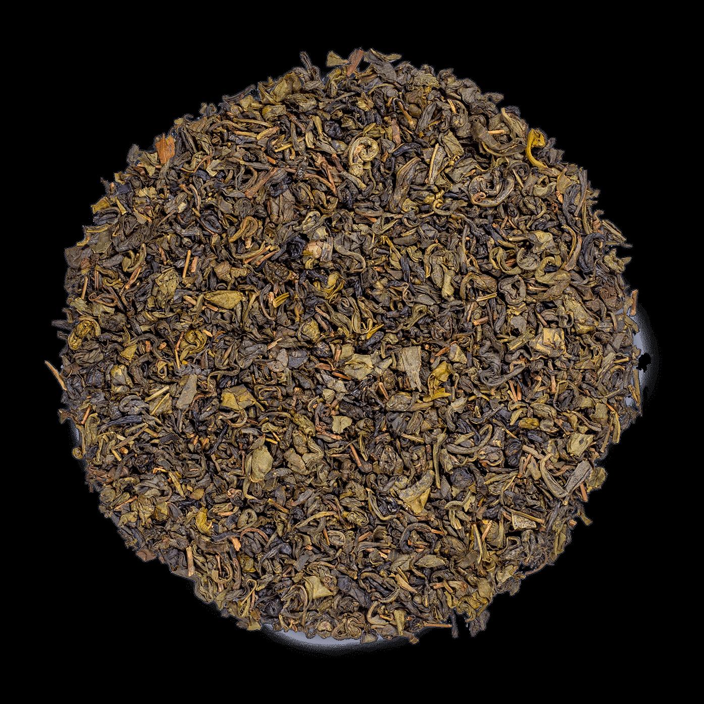 Vert Bouquet bio - Thé vert, bergamote, fleur - Thé en vrac - Kusmi Tea