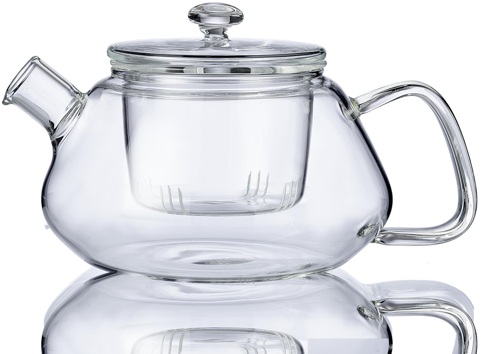 Théière en verre Nicola - Accessoire pour le thé - Kusmi Tea
