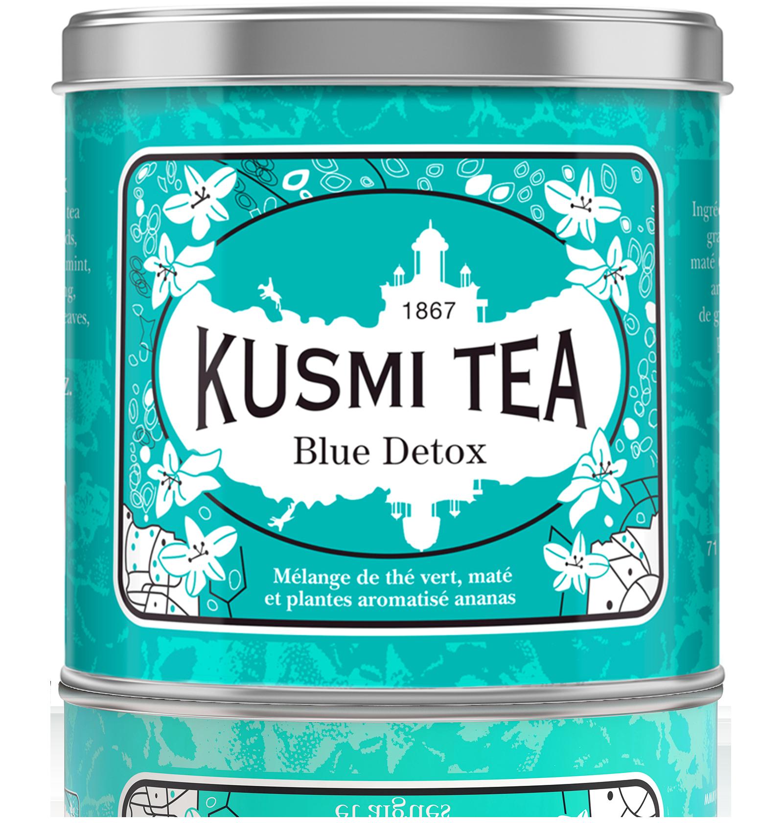 Thé vert - Blue Detox - Kusmi Tea