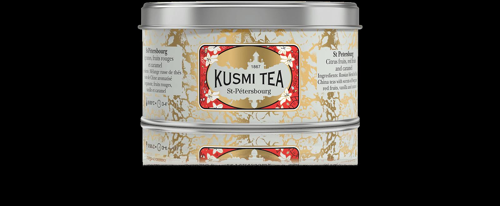 Earl Grey - St-Pétersbourg - Kusmi Tea