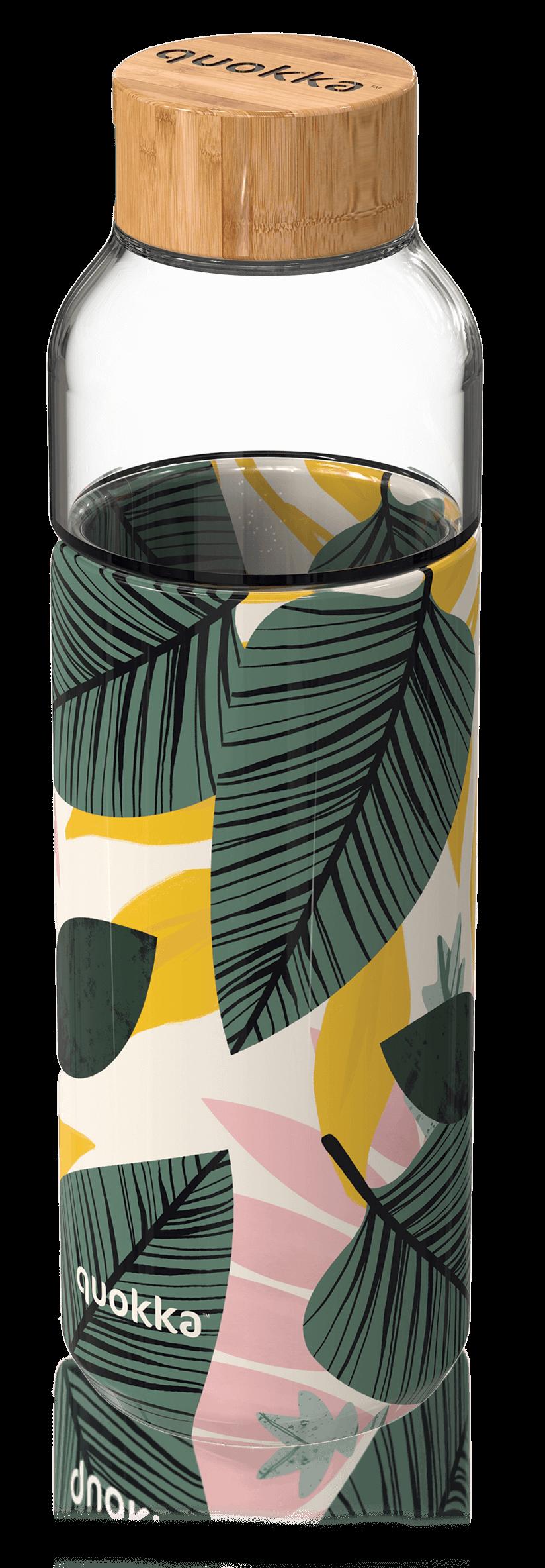 Bouteille en verre 66cl - Accessoire pour le thé - Kusmi Tea