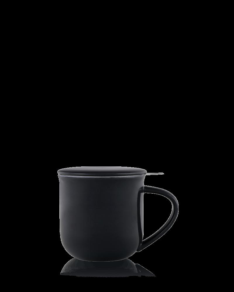 Tisanière porcelaine Minima 38Cl - Tisanière Minima Eva en porcelaine 38Cl - Kusmi Tea