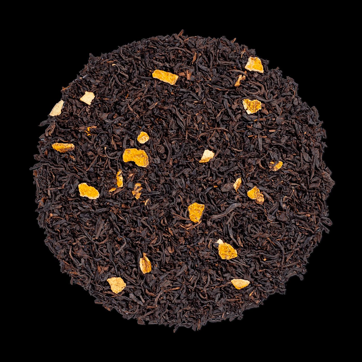 Prince Vladimir bio - Thé noir earl grey, orange - Thé en vrac - Kusmi Tea