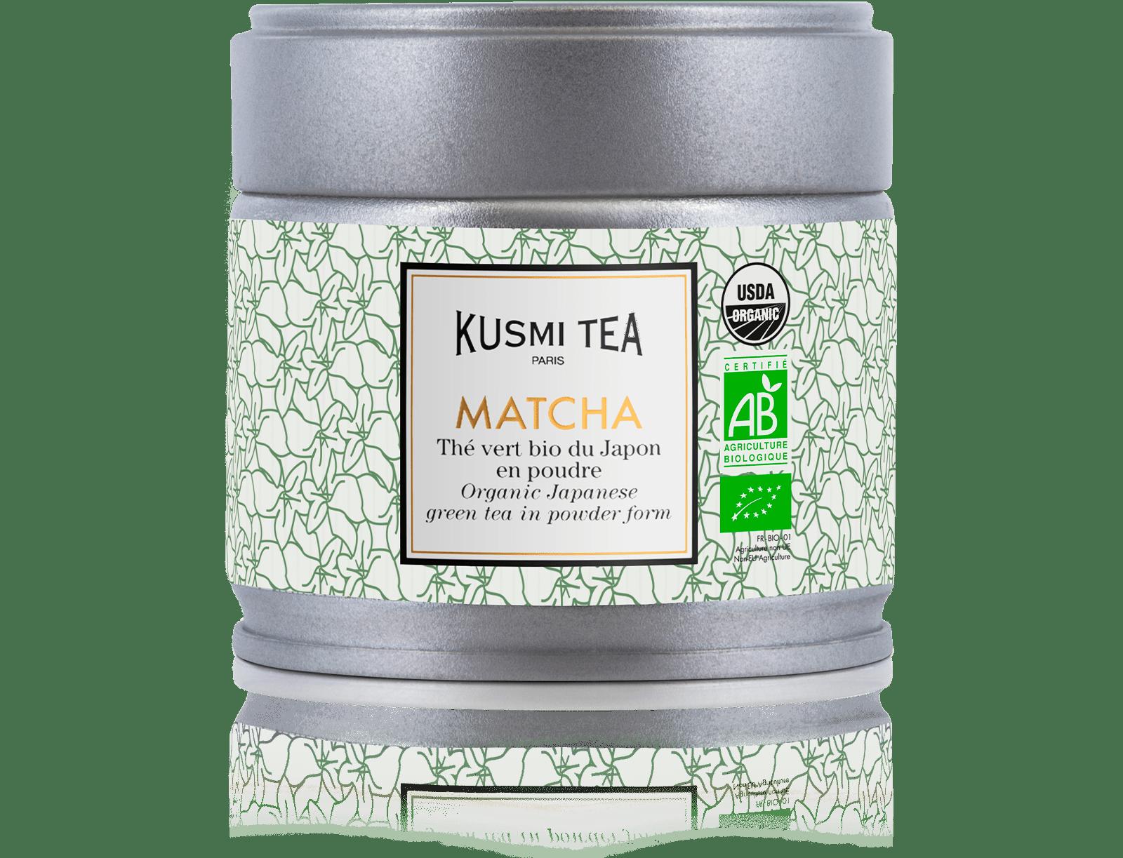 Thé vert - Matcha bio - Kusmi Tea