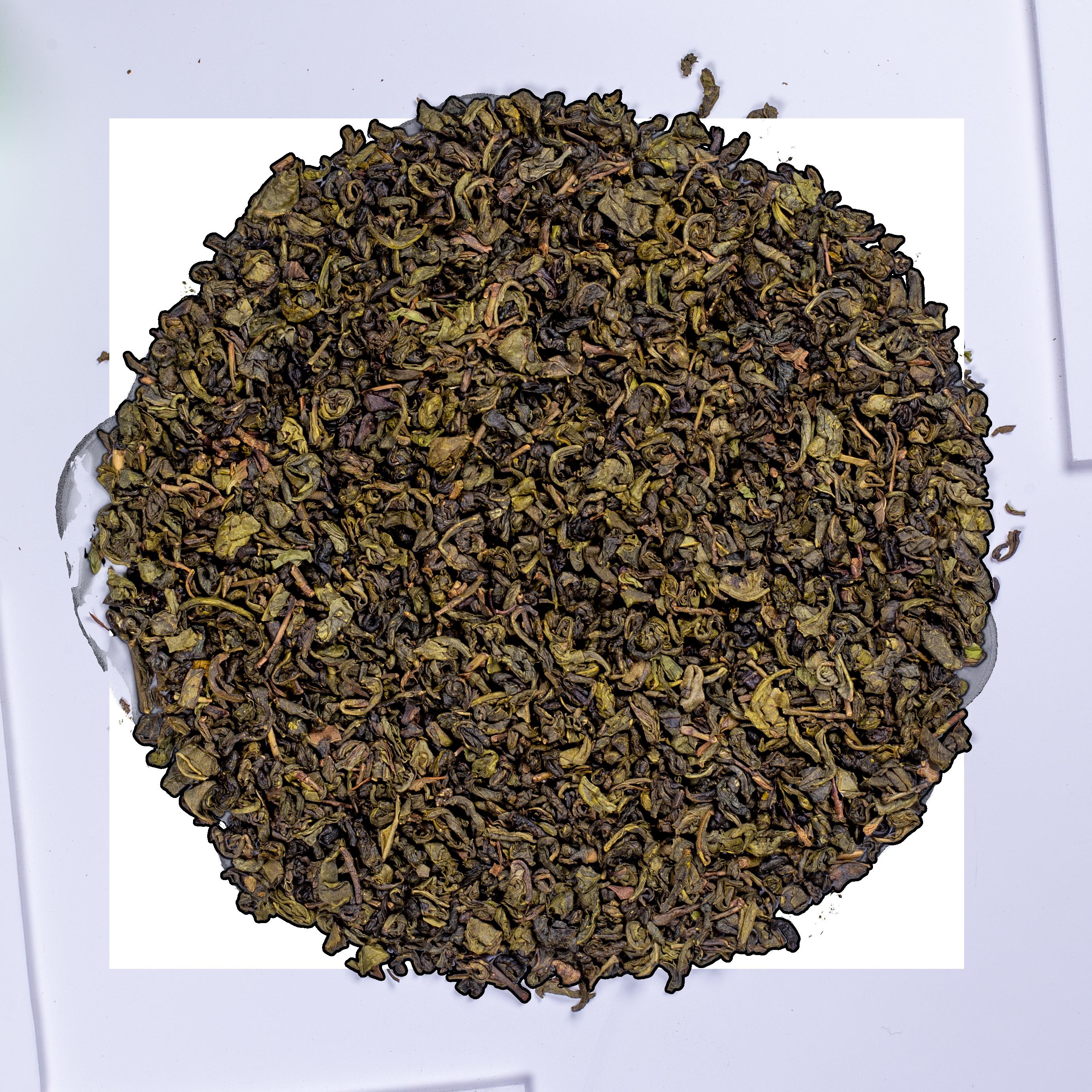 Thé vert - Thé vert à la menthe bio - Vrac - Kusmi Tea