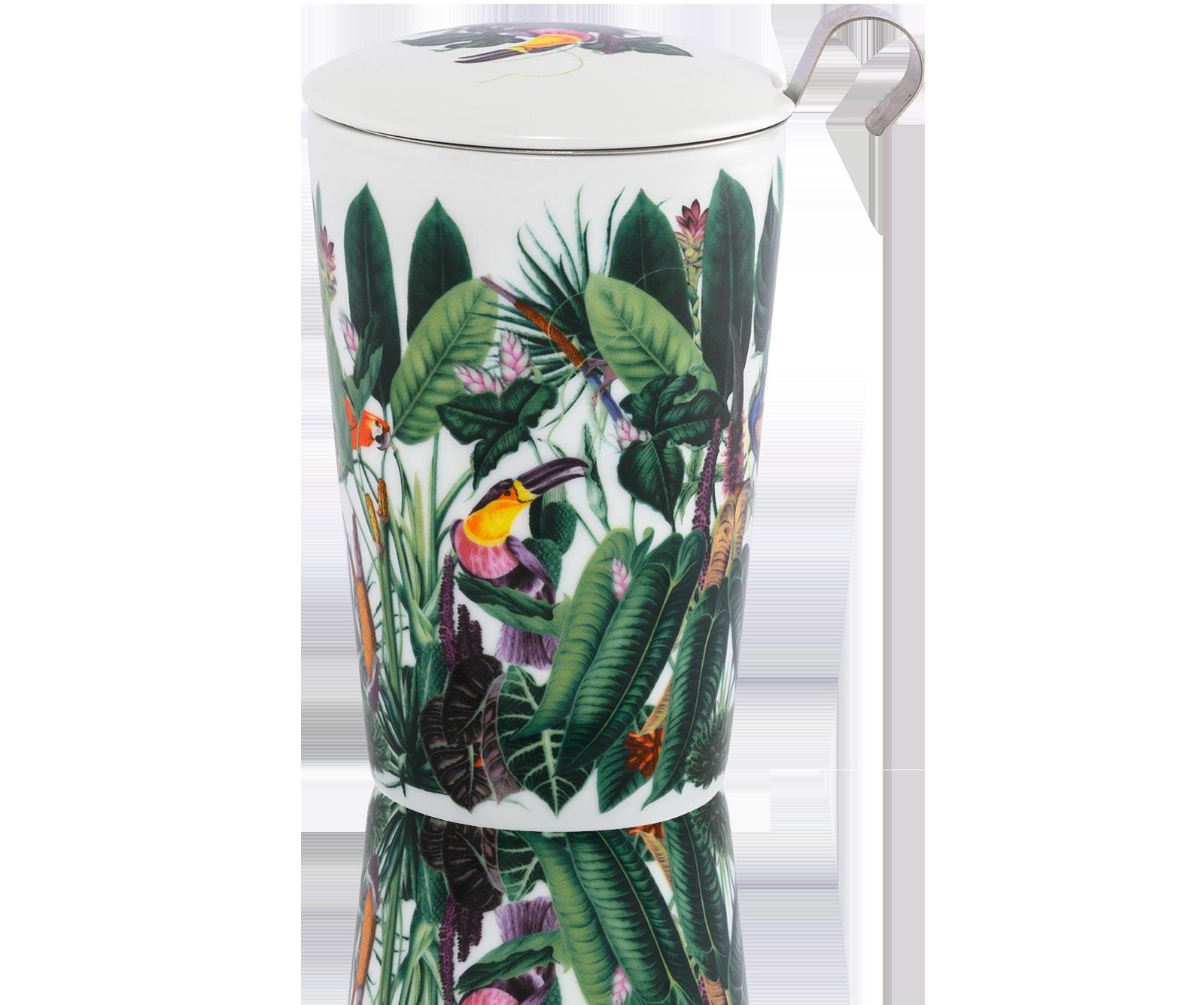 Tisanière double paroi 25Cl - Kusmi Tea