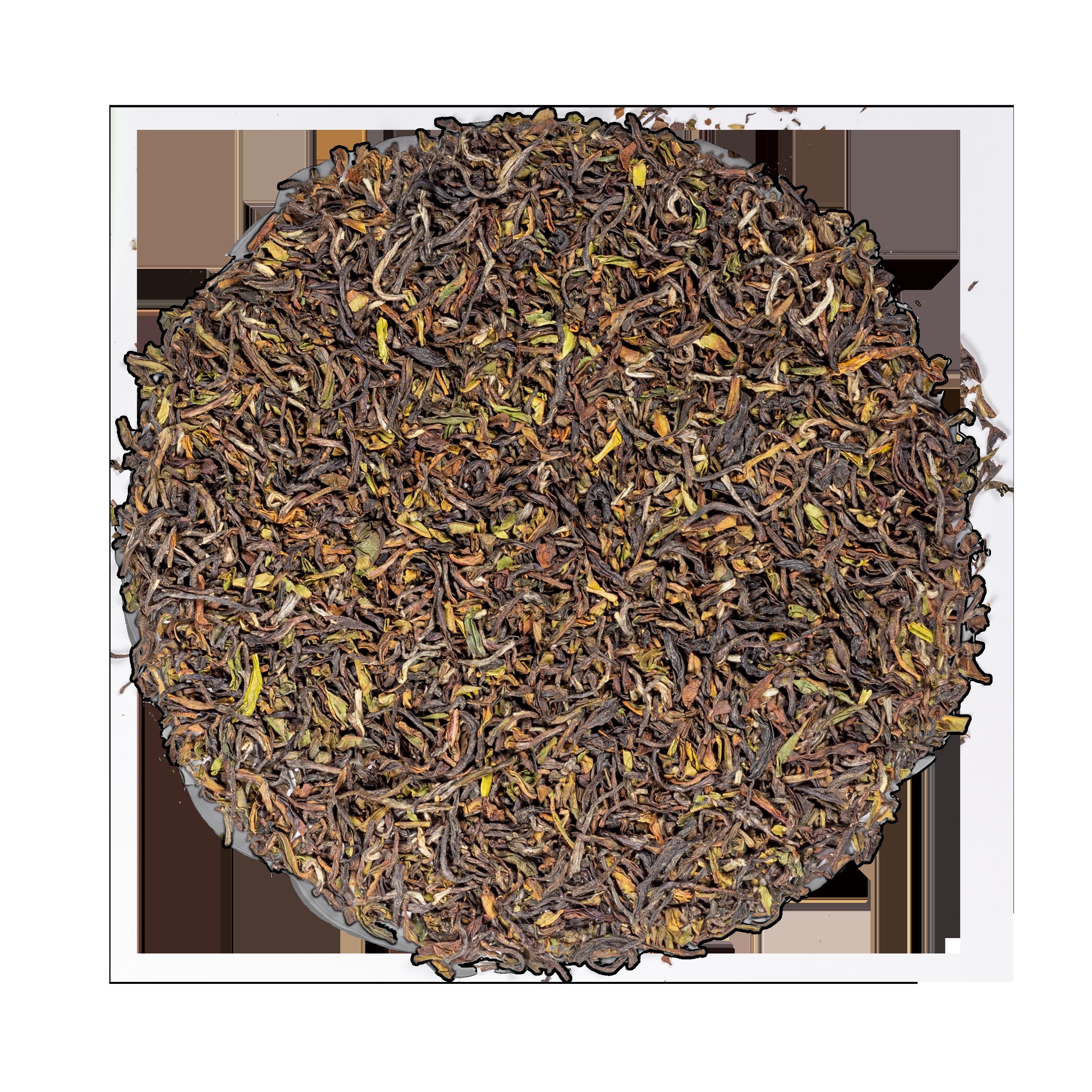 Thé noir - Thé noir du Népal, Jardin de Guranse bio - Vrac - Kusmi Tea