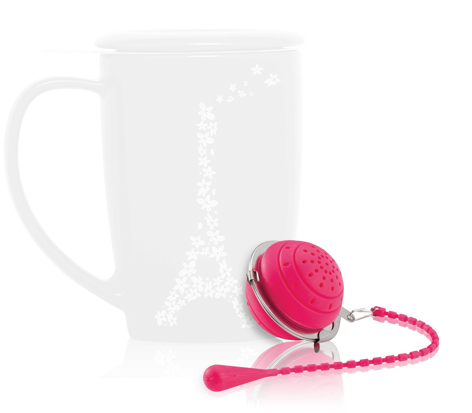 Boule à thé - Silicone - Kusmi Tea
